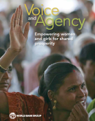World Bank Report: Voices and Agency