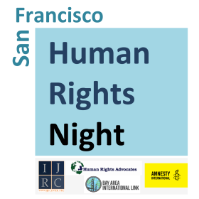 Human Rights Night Poster