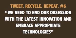 Tweet. Recycle. Repeat. #6