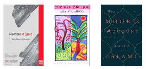 Guardian African novel recommendations